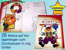 Window Color Malvorlagen Clowns Window Color Malvorlagen Clowns Harlekin 26 Motive Bogen