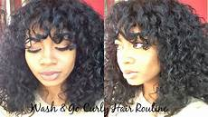 wash go curly hair routine 3a 3b hair great for dry damaged hair youtube