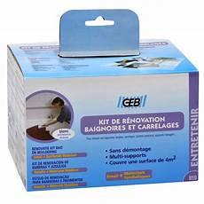 kit réparation baignoire acrylique kit de r 233 novation pour salle de bains blanc geb leroy merlin