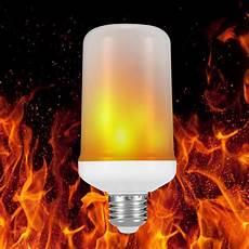 Oule Led Effet Flamme 7w Light Bulb L Decor Led