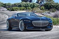 vision mercedes maybach 6 cabriolet concept unveiled