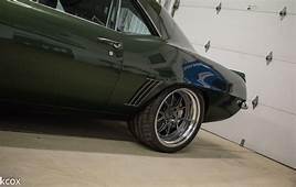Chris' Fathom Green Pro Touring 69 Camaro Built By