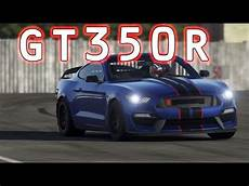 Forza 6 Ford Mustang Gt350 Top Gear Replay And Gameplay