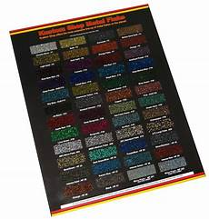 custom shop metal flake chip color chart auto car paint gun custom shop hok ppg