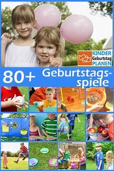 80 beliebte geburtstagsspiele kindergeburtstag planen de