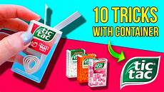 Top 10 Container Tic Tac Hacks Easy Tricks