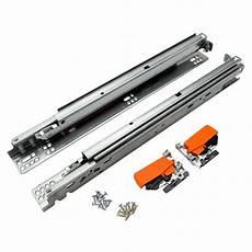 Undermount Slide Hardware by Blum 174 Heavy Duty Tandem Blumotion Undermount Drawer Slides