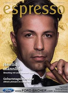 ford bacher ingolstadt espresso magazin april 2015 by espresso magazin issuu