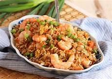 easy shrimp fried rice recipe recipe