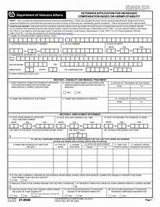 va form 21 8940 tips filing for individual unemployability part 2 hill ponton p a