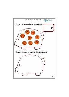 counting money worksheets reception 2314 count the coins 2 money maths worksheets for year 1 age 5 6