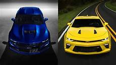 2019 The All Chevy Camaro by 2019 Chevy Camaro See The Changes Side By Side