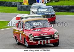 A 1965 Ford Lotus Cortina Mk1 With Collapsed Rear