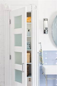 bathroom closet door ideas bath with a current look has a classic feel storage organization ideas bathroom doors