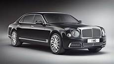 bentley mulsanne could be indirectly replaced by range