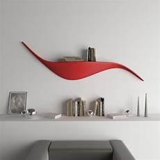 mensola rossa shelfy mensole design zad zone of absolute design