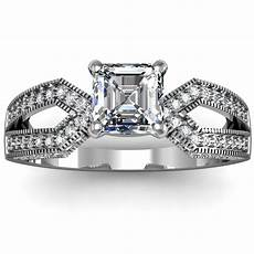 unusual engagement rings from 4 000 4 500 unusual