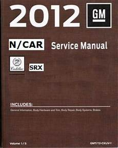 small engine repair manuals free download 2008 cadillac escalade ext instrument cluster 2012 cadillac srx factory service manual 4 volume set
