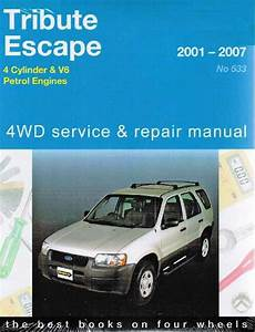 online auto repair manual 2007 ford escape on board diagnostic system ford escape mazda tribute 4wd 2001 2007 gregorys owners service repair manual 1563928787