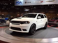 dodge punches things up with durango srt