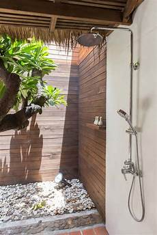 24 serene outdoor shower ideas photos