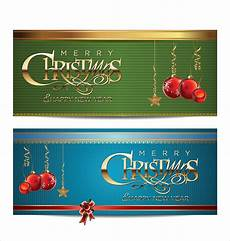 merry christmas blue and green banner download free vectors clipart graphics vector art