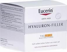 eucerin hyaluron filler tagescreme lsf 30 50ml in der