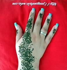 Gambar Henna Terbaru 2019