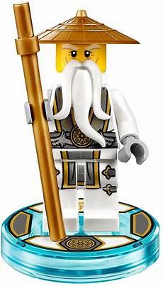 Ninjago Lego Sensei Wu Lego Njo142 Ninjago Master Sensei Wu Minifigure W Staff