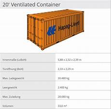 containertypen hhdr systems