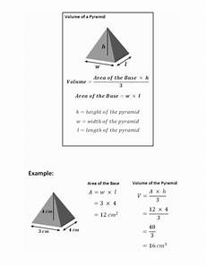 3 ways to calculate the volume of a pyramid wikihow