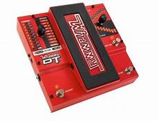 drop tune pedals digitech whammy dt drop tune guitar effects pedal reviews prices equipboard 174
