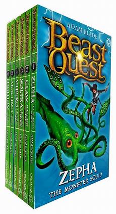 Beast Quest Malvorlagen Novel Beast Quest Series 2 7 12 6 Books Collection Set Pack By