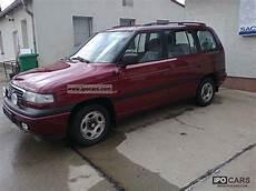 old car owners manuals 1998 mazda mpv parental controls 1998 mazda mpv 2 5 td car photo and specs