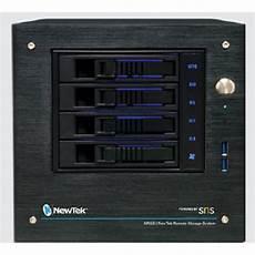 nr6sd newtek nrsd remote storage by sns 4 bay fg 002093 r001 b h