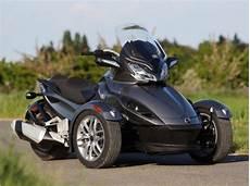 Can Am Spyder St 2013 Essai Can Am Spyder St 2013
