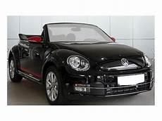 Vw Beetle Cabriolet Schwarz Gebraucht