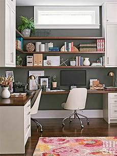 Home Office Decor Ideas by Our Best Home Office Decorating Ideas Better Homes Gardens