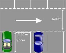 normes de marquage au sol places de parking stationnement