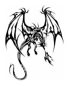 Tatto Naga Tribal Abstrak 3d Hitam Putih Kumpulan Gambar