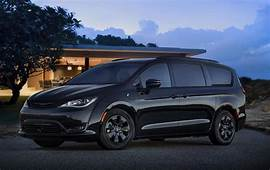 2018 Chrysler Pacifica Leads JD Power APEAL Study
