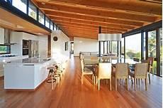 maison originale en bois contemporaine au chili
