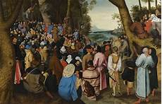 prophet and preacher who was the baptist
