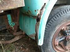 1966 Ford COE Cabover Dump Truck Stake Side Bed Tilt Cab