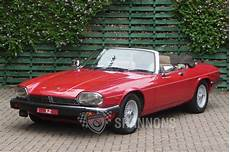 jaguar xjs cabrio sold jaguar xjs v12 convertible auctions lot 4 shannons