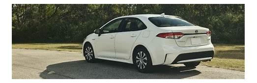 2020 Toyota Corolla Hybrid Release Date  Hiland