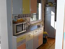 küche 60er jahre k 252 chenschr 228 nke mit folie bekleben