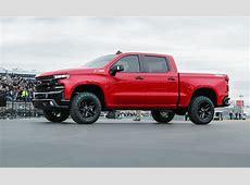 2020 Chevrolet Silverado 1500 Lt Z71 Trail Boss 4X4   2019
