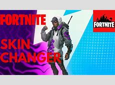 FORTNITE SKIN CHANGER SEASON 9 New Skin Changer Free