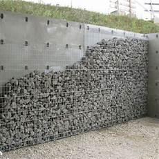 Mur B 233 Ton 224 Parement Gabion Mur 224 Parement Gabion Chapsol